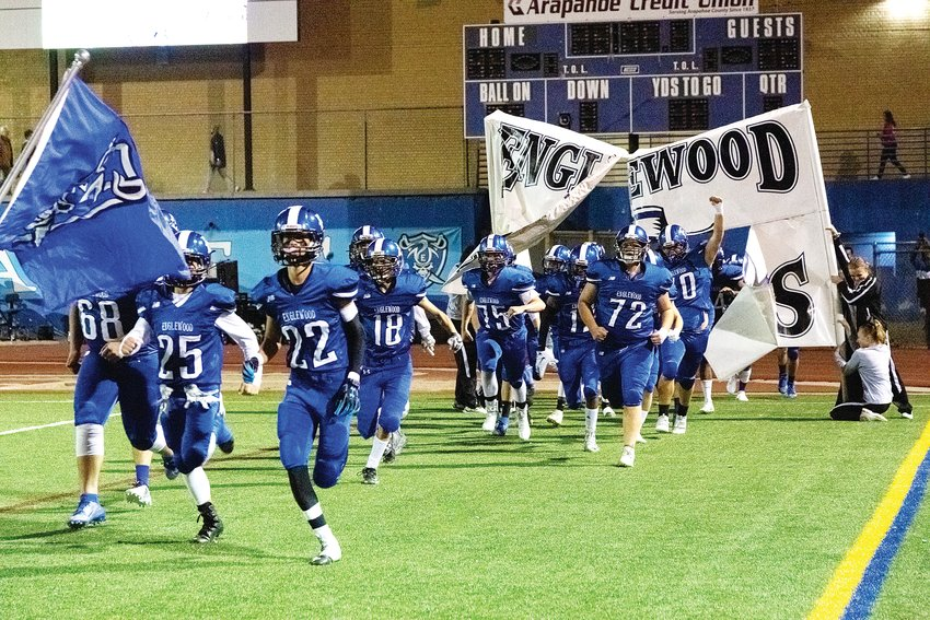 Over the past two seasons, Englewood High School football has had a combined 14-5 record. Some players say the atmosphere around the team has changed since the team's head coach, Mike Campbell, took control of the team in 2018.