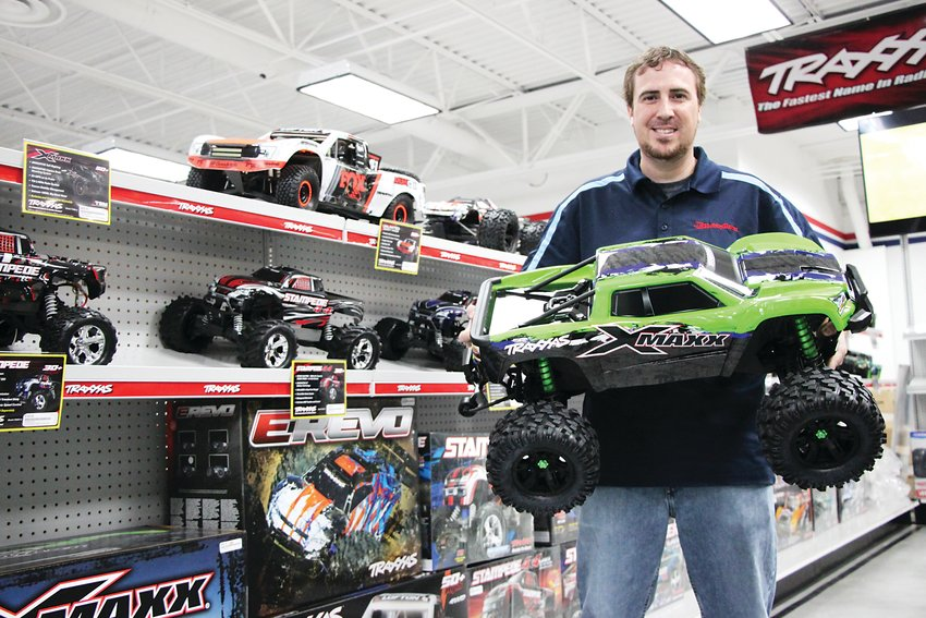 Hobby shops are coming back after years of decline, said Corey Bosworth, owner of HobbyTown Littleton.