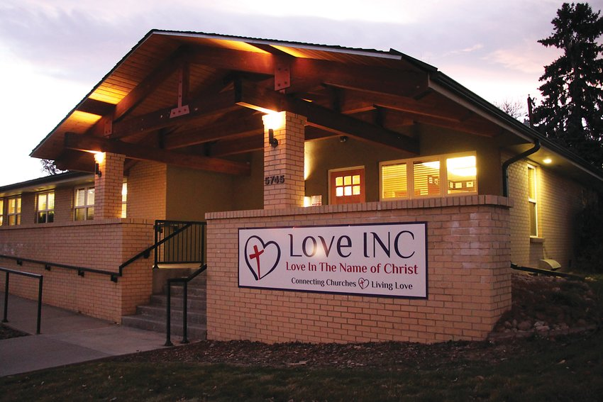 Love Inc., a charity group that partners with local churches, recently moved into a new home on South Bannock Street. Executive Director Kathryn Roy said the larger building will help the group expand their programming.