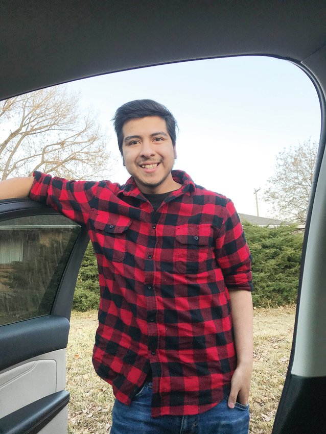 "Daniel Barela participated in Project SEARCH in 2016, after which the program connected him with his current job at Target. ""It was a very important experience to learn things I've never done before,"" he said."