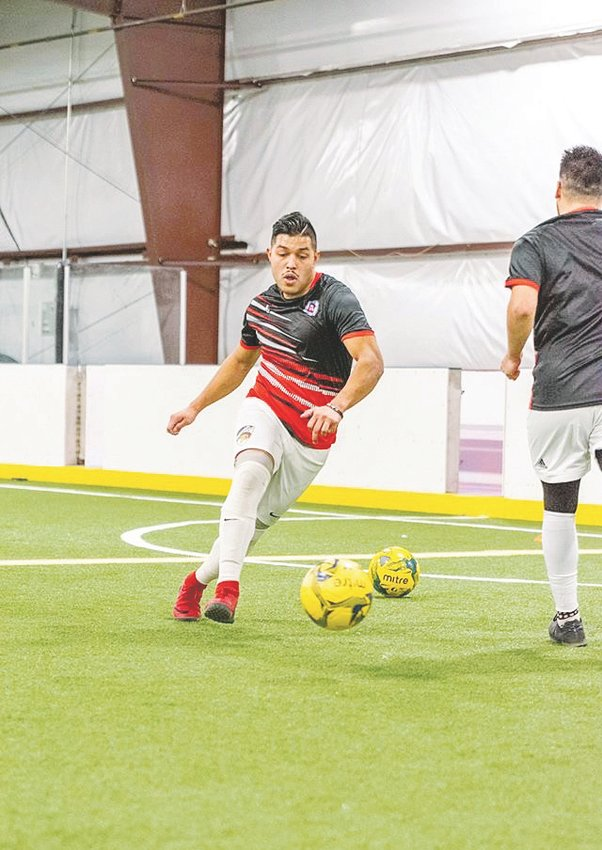 The Colorado Rumble is one of 10 teams that make up the Major Arena Soccer League 2, a developmental league for the Major Arena Soccer League. Head Coach Chuck Estrada describes the team as a grassroots effort.