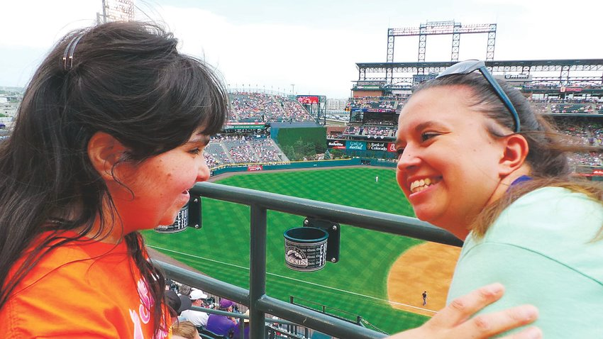 Camp Paha gives youth and young adults with disabilities numerous opportunities for camp attendees like hiking, arts and crafts, field trips, music, sports, games, swimming and more. One of the field trips campers got to go on was a trip to a Colorado Rockies game.