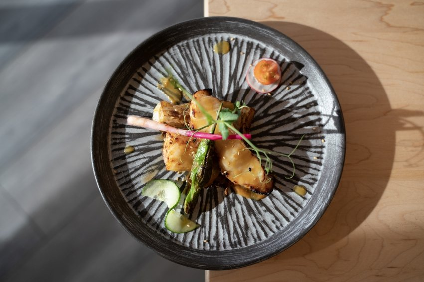 Makizushico specializes in high-end sushi and Japanese tapas.