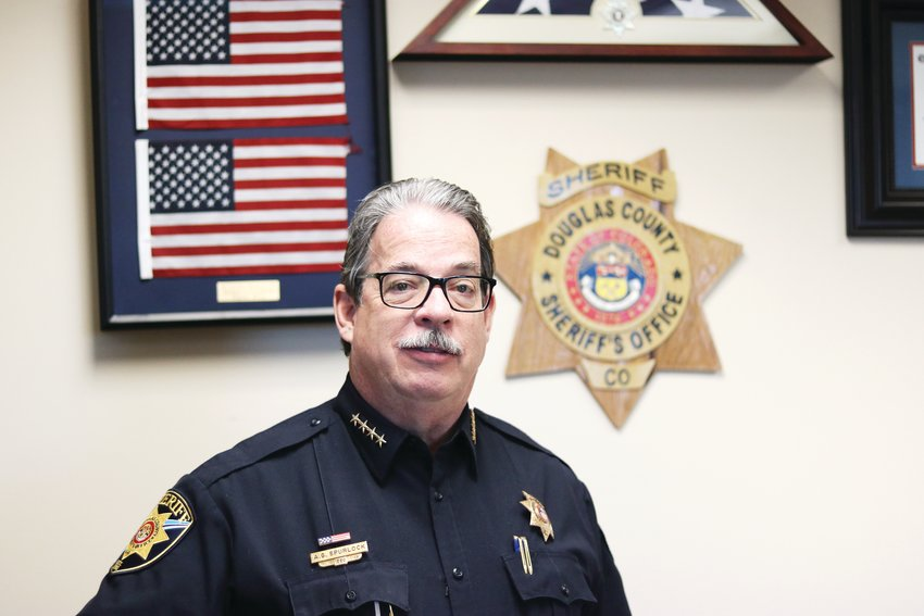 Douglas County Sheriff Tony Spurlock is one of the red flag law's biggest supporters. The law, also titled the Deputy Zackari Parrish III Violence Protection Act, is named for one of Spurlock's deputies who was killed in the line of duty while trying to put a mentally ill man on a 72-hour hold.