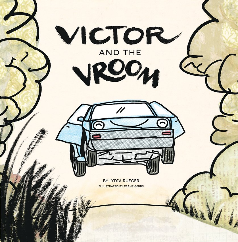 """Victor and the Vroom,"" is the debut picture book by Arvada-based freelance writer and parent Lydia Rueger. The story is based on Rueger's son's ADHD diagnosis."