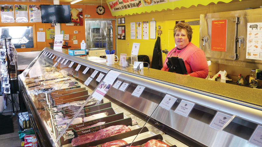 Jessica Bobitsky is the owner of Wheat Ridge Meat and Poultry.