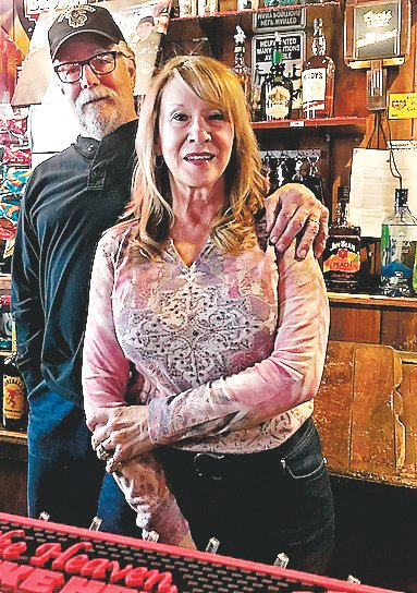 Randy and Patti Henry met at their Shaw Heights bar Davies Locker 40 years ago. Now, the bar is getting  ready to close.