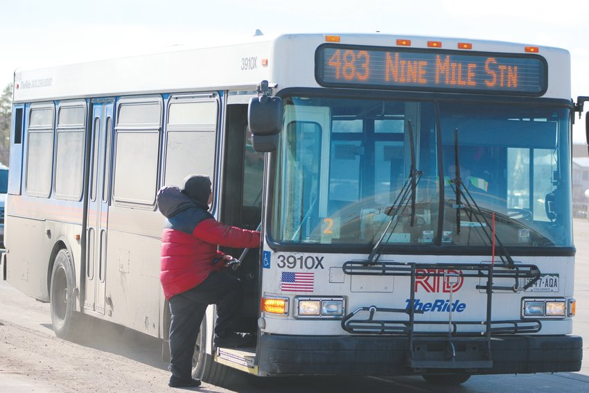 RTD route 483 is on the list of proposed service cuts come May, though the cuts will be minimal.