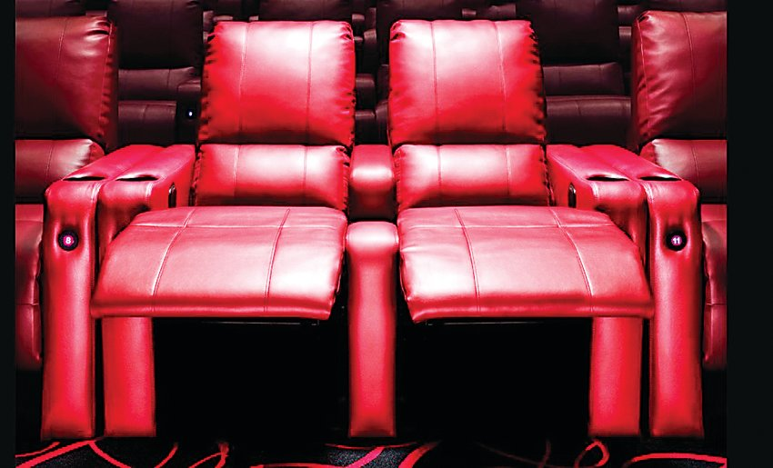 AMC Theaters across Denver, including in Highlands Ranch, Westminster and Littleton, have replaced traditional movie theater seats with power recliners.