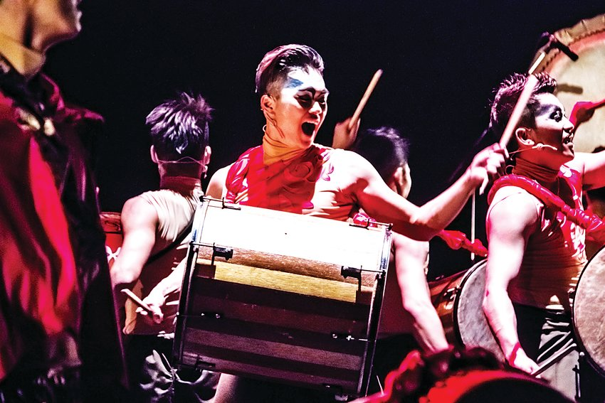 "The Malaysian Percussion ensemble, ""Hands Percussion: Drumbeat Inferno"" will perform at Lone Tree Arts Center on March 22."