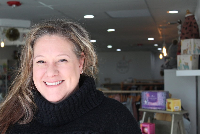 Jill Callan is the first Parker business owner to benefit from a new partnership with the Colorado Enterprise Fund and the Town of Parker to help provide loans for startups or small businesses in the town.