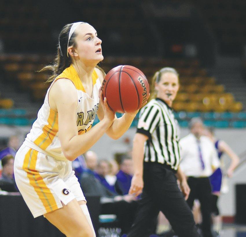 Green Mountain freshman Jayda Maves is one of several returning players for the Rams that won their first conference title this season since 1994.