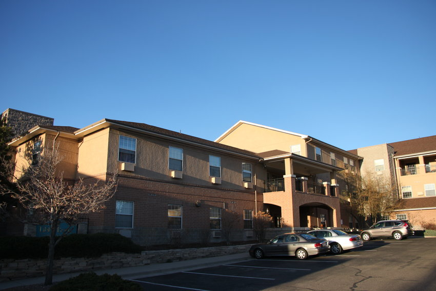 Libby Bortz Assisted Living in Littleton.