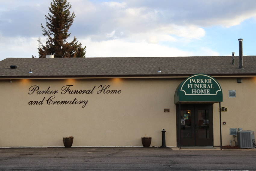 Parker and Elizabeth Funeral Home in Parker has begun livestreaming their services. They're also encouraging folks to postpone services if possible.