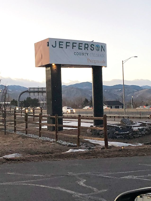 The Jefferson County Fairgrounds have sat unused, as all public events have been canceled at the location for the forseeable future.