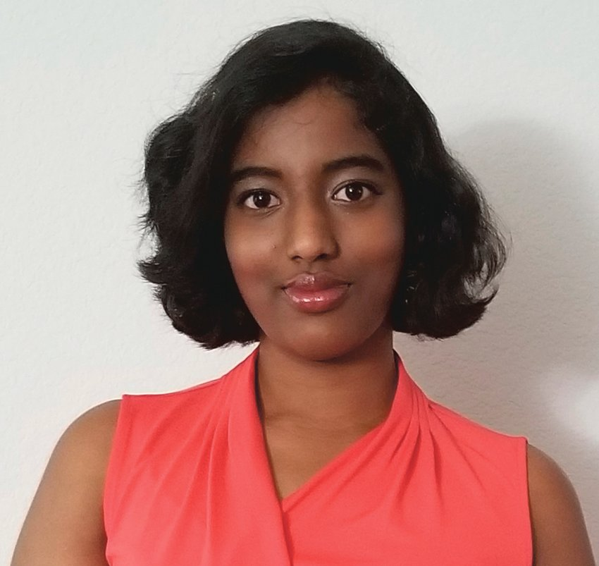Lakshmi Ganapaneni is a sophomore at STEM School Highlands Ranch and serves on the advisory board for the STEM Center for Strength.