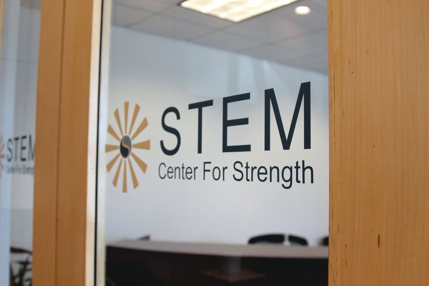 Students designed the center's logo and chose the name.