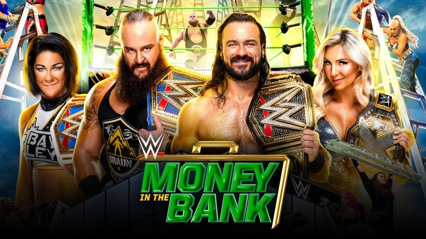 Watch Wwe Money In The Bank Online Live