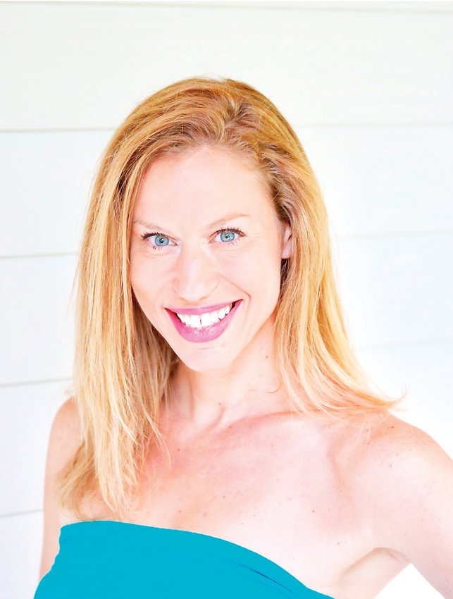 Emily Tuckman is an artistic director and actor with the Boulder-based Misfits Theater Company.