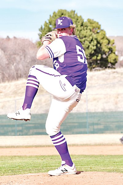 Douglas County High School pitcher Case Williams has a goal of making it to Coors Field after being drafted by the Colorado Rockies.