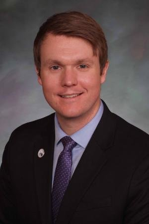 Colorado state Rep. Colin Larson