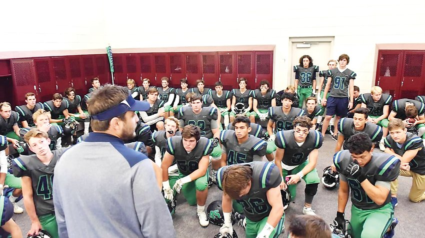ThunderRidge football coach Doug Nisenson says this year's team will have 10 full-time starters from last year, with youth at receivers and quarterback.