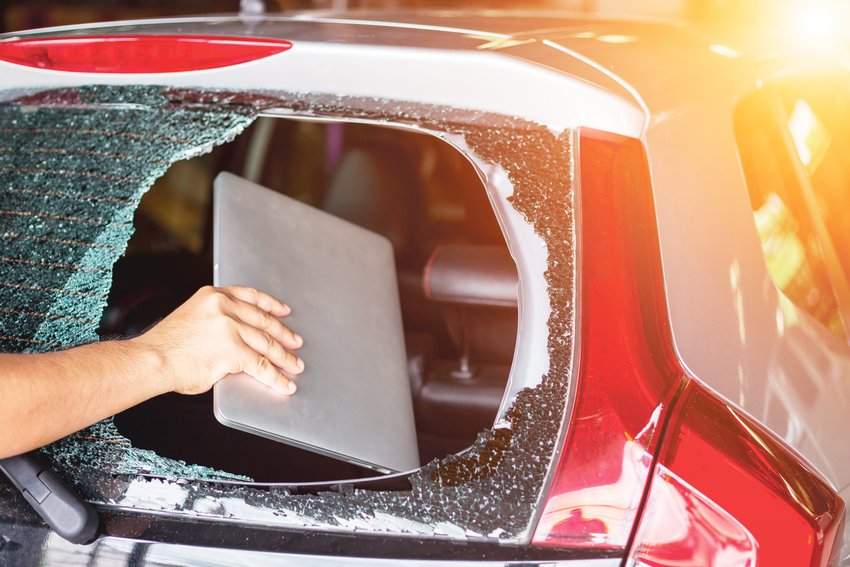 Car break-ins are again on the rise in Highlands Ranch.