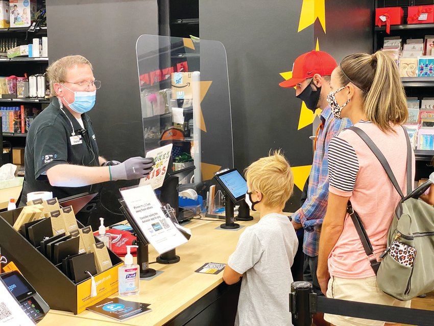 Park Meadows retailers and customers have been wearings masks since the mall reopened in late May. The mall requires masks indoors and officials say compliance has improved since the state-issued mask mandate that was effective July 17.