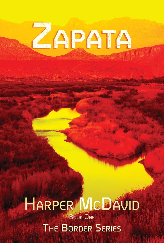 """Zapata"" by Morrison-based author Harper McDavid won the 2020 Colorado Book Award in the romance category and a 2020 Writer's Award from the Colorado Authors League."