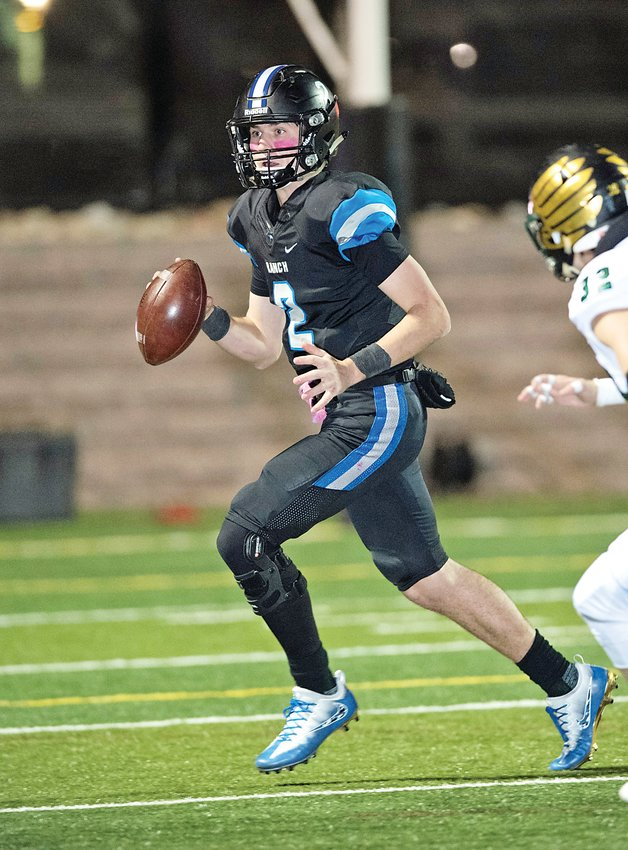 Highlands Ranch quarterback Jake Rubley is hoping the football season will not be moved to the spring since he will gradate from high school in December and enroll at Kansas State in January.