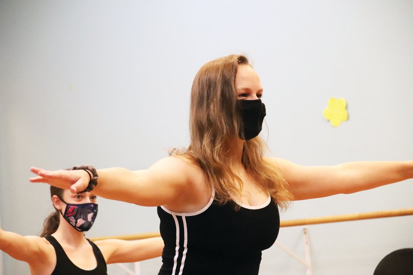 Students at the Parker Dance Academy are back in the studio, and some say in better shape than when they left. Being away and struggling with learning how to improve from home, some say they've gone back to basics, and are better for it.