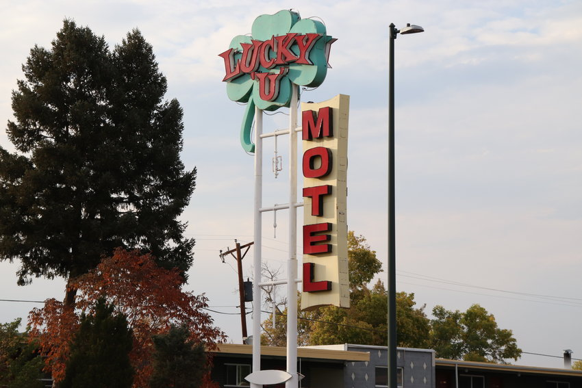 The Lucky U Motel on South Broadway is one of a handful of Englewood motels where prices could be affected by an increase in the city's lodging tax.
