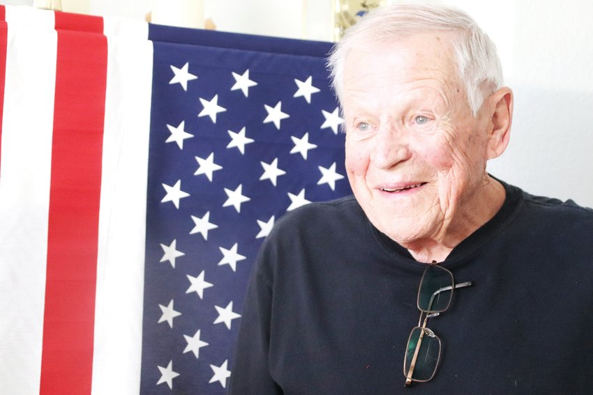 "Former U.S. Army Spc. 4 Bill Colgin Sr. says he still makes his bed every morning, a habit he picked up when he was inducted to join the U.S. Army in 1961. When he received the call, Colgin said he did not hesitate because it was ""never a lot for me to do the right thing."""