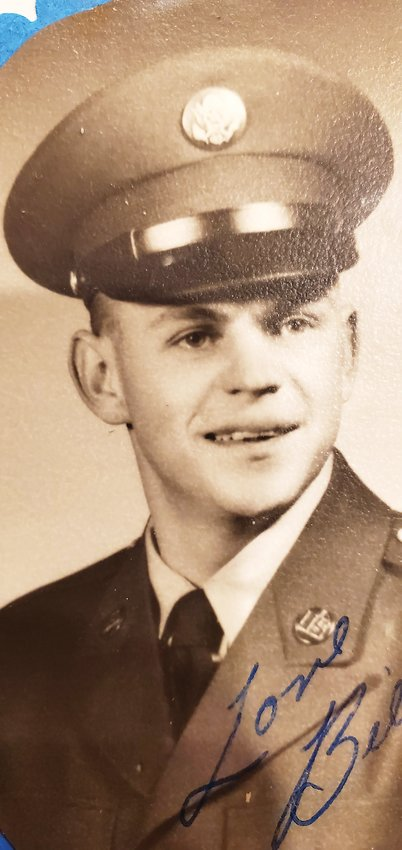 Former U.S. Army Spc. 4 Bill Colgin Sr. of Wyoming, in 1961. Colgin, now residing in Castle Rock, was a mortar specialist during the Cuban Missile Crisis, a moment he said was the proudest of his time in active service.