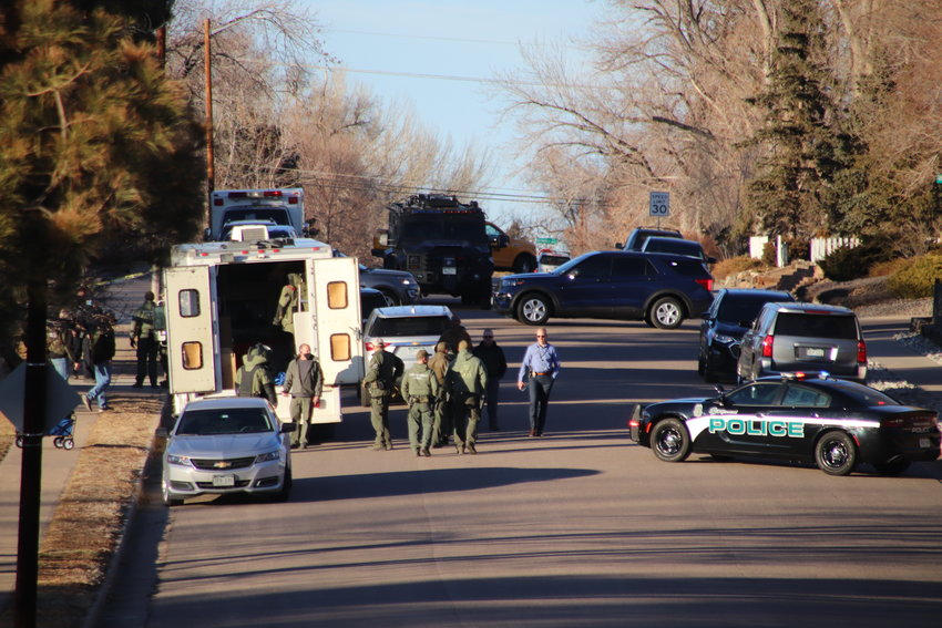 Englewood Police and the Arapahoe County bomb squad retrieved a suspicious package from Rotolo Park in Englewood on Jan. 20, though the device was later found to be non-explosive. The package was the second in four days retrieved from Englewood by the county bomb squad.