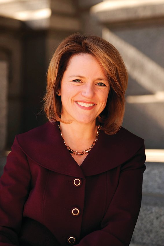 State Rep. Shannon Bird, a Democrat from Westminster. Bird will serve as the new chair of the Colorado House of Representatives Finance Committee this legislative session.