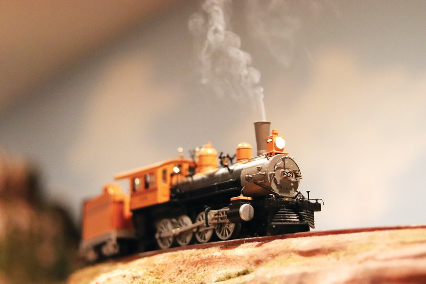 Lionel trains were once the must-have toy for any American kid, said Ken Cook, who built a massive model train layout in his basement.