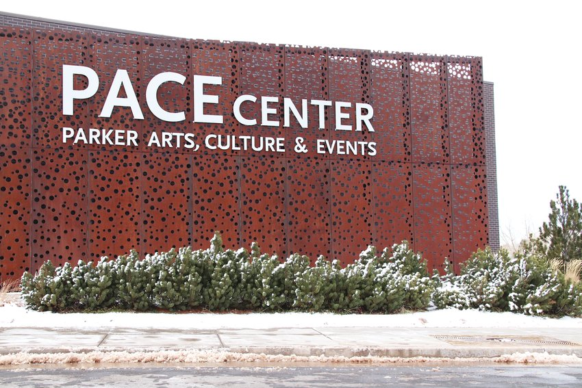 The PACE Center, located at 20000 Pikes Peak Avenue, will begin having indoor, in-person shows in March.