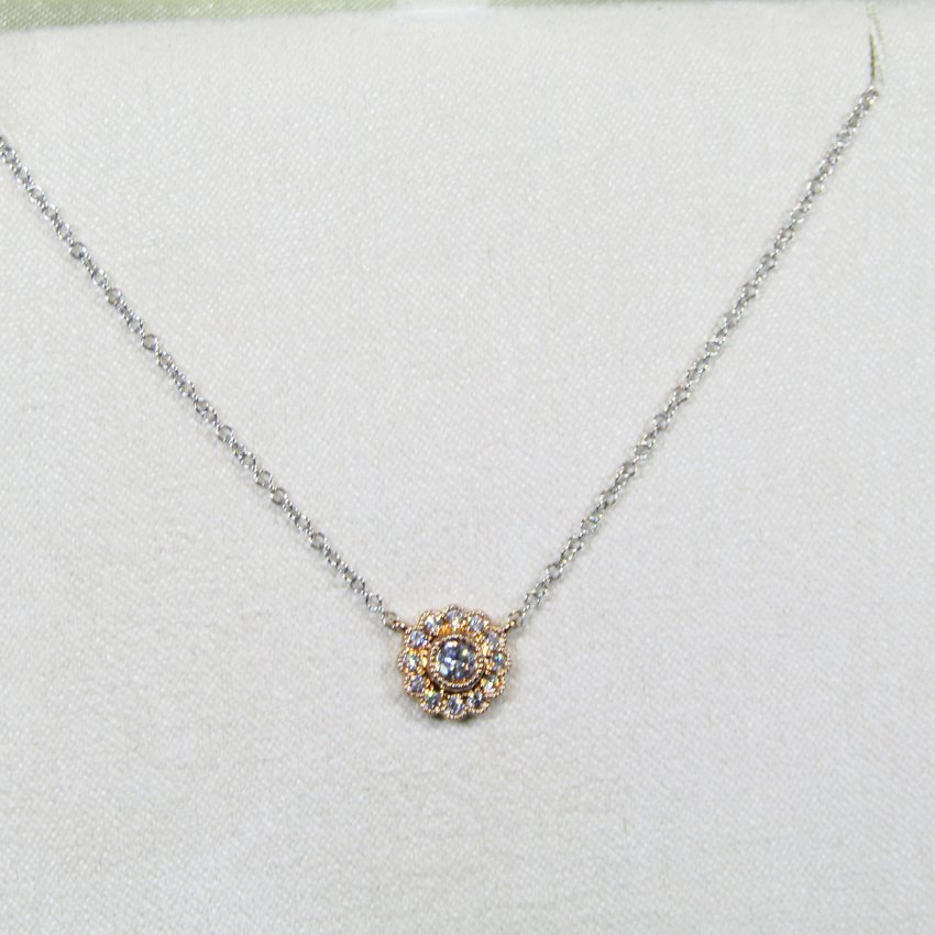 Pandora John Properties purchased the necklace from Daniel Diamonds in Bergen Park. It is valued at $1,250. The fundraiser raised $7,500 for the INSPIRE program, and Natasha Stringer of Evergreen won the necklace.