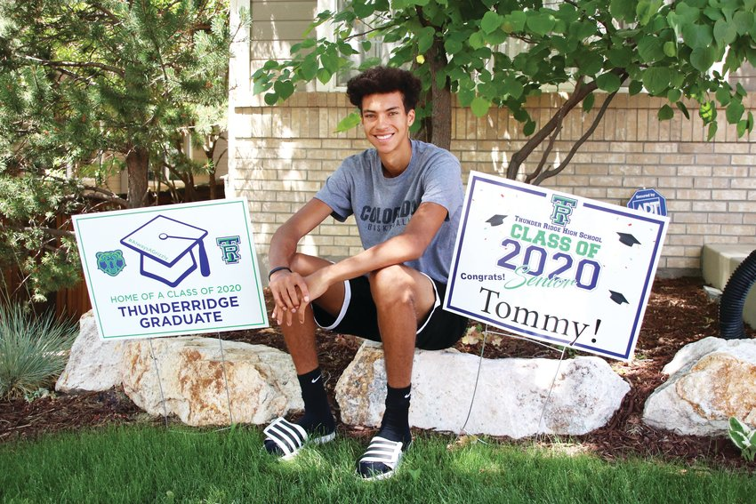 Tommy Crawford, a 2020 ThunderRidge High School graduate, wished for a more diverse teaching force and more cultural awareness in schools during his time in Douglas County Schools.