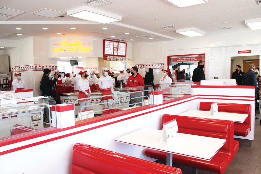 An In-N-Out spokesman said the Lone Tree location has been ready for weeks, and could have opened as soon as December. The company waited until Feb. 22 so COVID-19 cases could improve, the spokesman said.