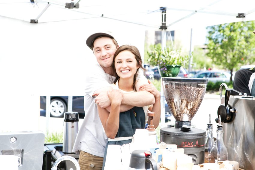 Denver residents Peter and Margo Wanberg will be opening the City Park Farmers Market with a focus on local consumable goods on May 15.