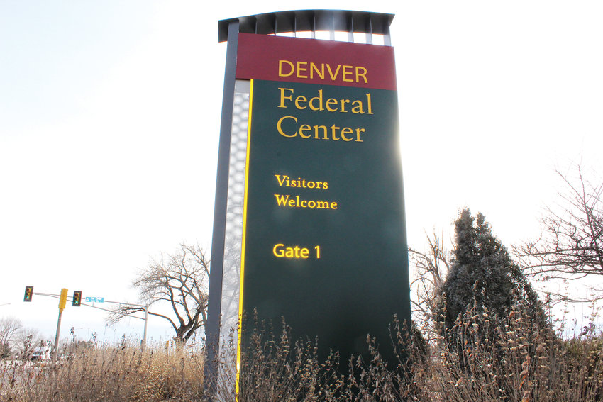 The Denver Federal Center in Lakewood employs many federal employees.