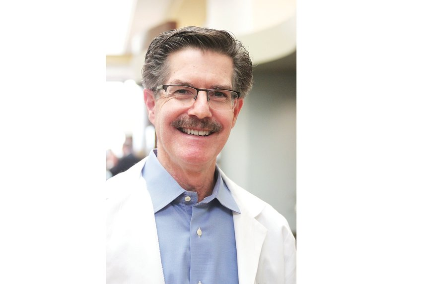 Dr. Mark Elliott.