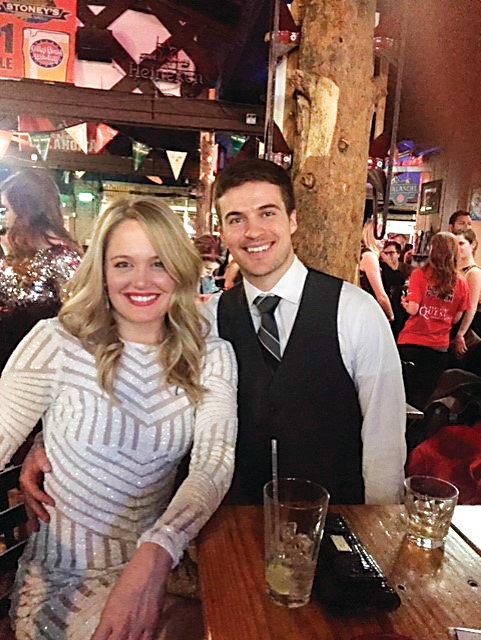 Bobbie Jo Dodson and her fiance, Trent Stein, were forced to reschedule their March 28 wedding because of COVID-19 closures.
