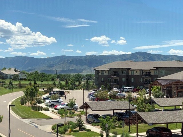 Wind Crest retirement community in Highlands Ranch