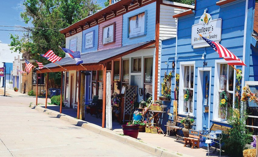 If Elbert County's partial waver is approved by the state, businesses in Elbert County, including those along historic Main Street in Elizabeth, would be allowed to re-open under relaxed restrictions.