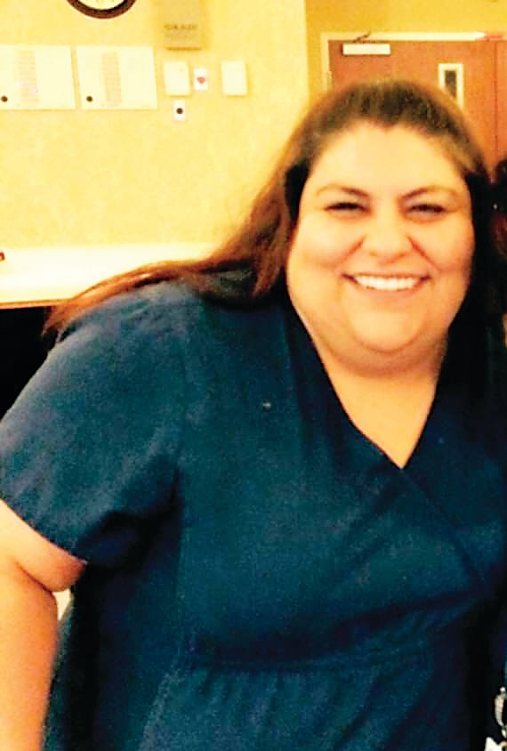 Sara Gallegos, a nurse at Villa Manor Care Center in Lakewood, is in critical condition due to COVID-19. Her family and friends raised over $10,000 through GoFundMe to help support her husband and children.