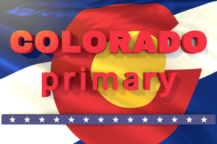 Coloradans voted in a party primary election that ended June 30, 2020.