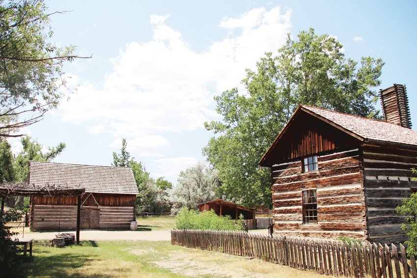 Travel back in time at the Littleton Museum, featuring two living history farms portraying 19th-century homesteads.